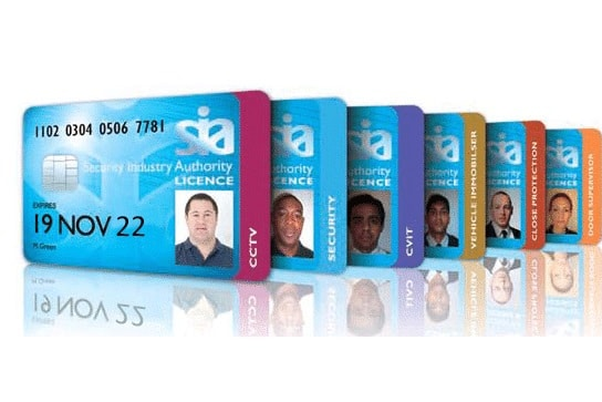 sia licensed security guards birmingham